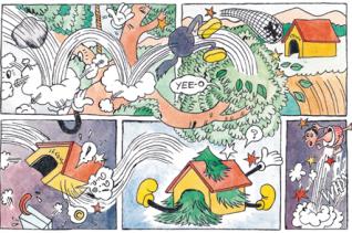 Ilustration: Emelie Östergren