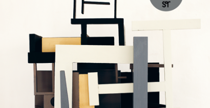 Omslag: Skulpturer från 2009 av designern och konstnären Nathalie du Pasquier.