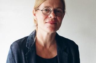 Katinka Ahlbom är chef för KB:s handskriftsenhet. Foto: Dick Schyberg