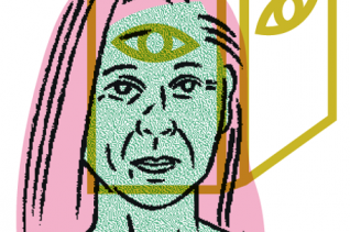 Tove Jonstoij. Illustration: Stina Löfgren